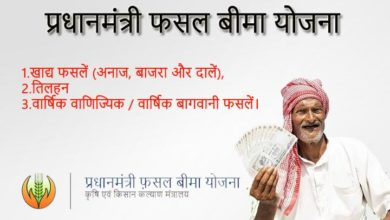 Photo of Pradhan Mantri Fasal Bima Yojana 2021 – फसल बीमा  |PMFBY  की पूरी जानकारी