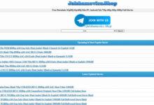 Photo of Jalshamoviez 2021 – HD Hollywood Dual Audio and Bollywood Illeagll Movie Website